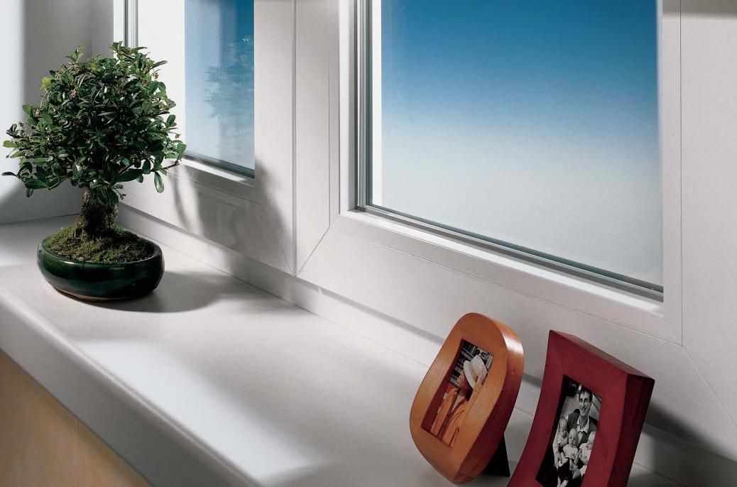 ECCO HOME - Fensterbänke für innen und außen