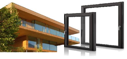 Ecco home fenster haust ren sonnenschutz - Kunststofffenster oder alufenster ...